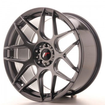 JR Wheels JR18 19x9,5 ET35 5x100/120 Hyper Black JR18 19