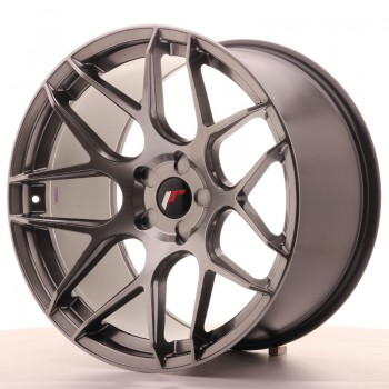JR Wheels JR18 20x11 ET20-32 5H BLANK Hyper Black JR18 20