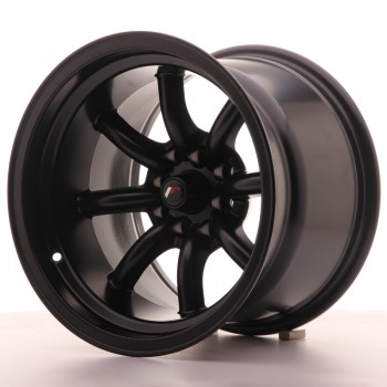 JR Wheels JR19 15x10,5 ET-32 4x100/114 Black JR19 15
