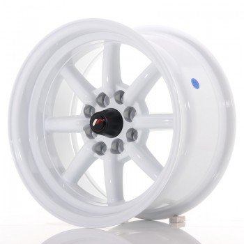 JR Wheels JR19 15x8 ET0 4x100/114 White JR19 15